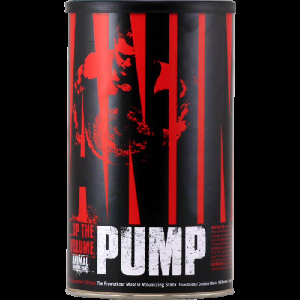 ANIMAL PUMP 30pak, Universal Nutrition