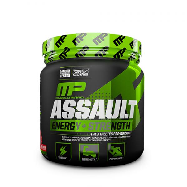 Assault Energy + Strength 345g, MusclePharm
