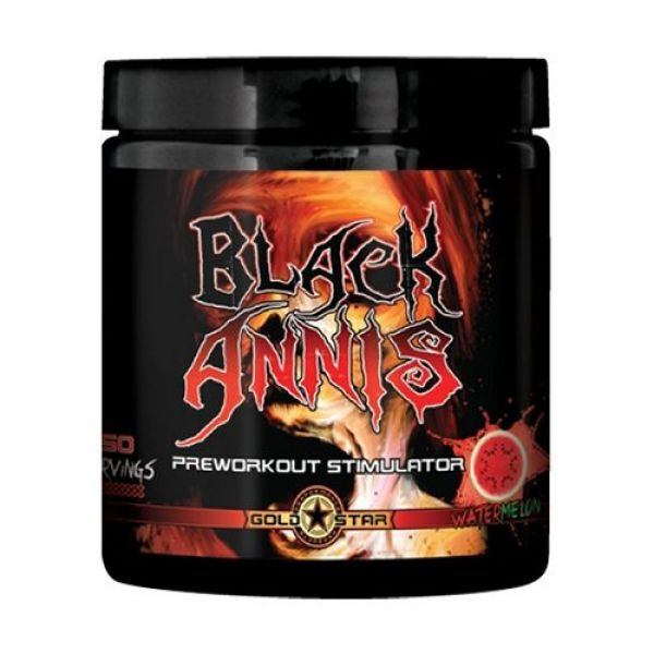 Black Annis 50 servings, Gold Star