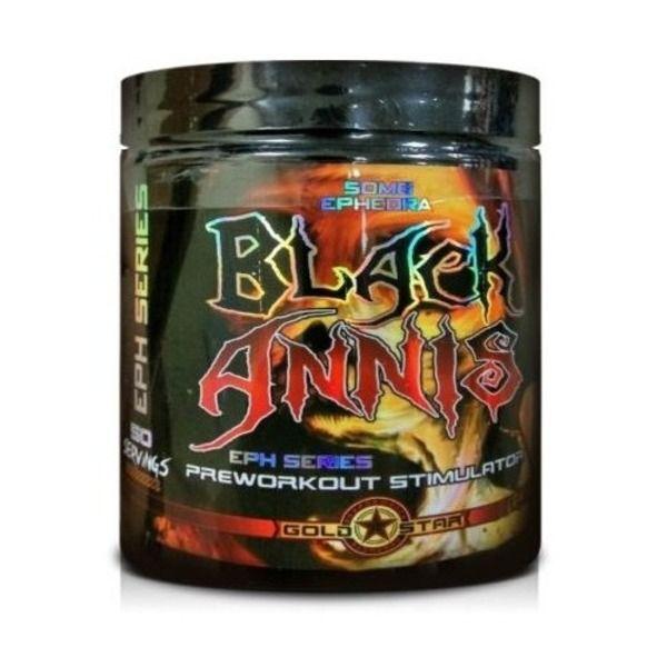 Black Annis EPH Series 50 servings, Gold Star