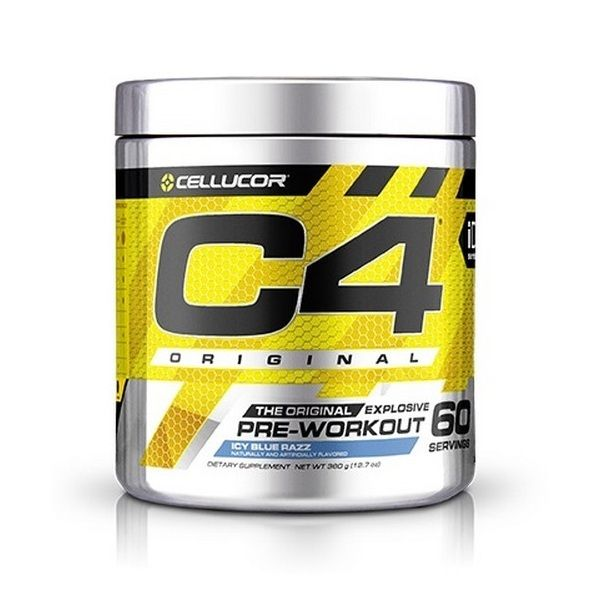C4 Original 390g (60serv), Cellucor
