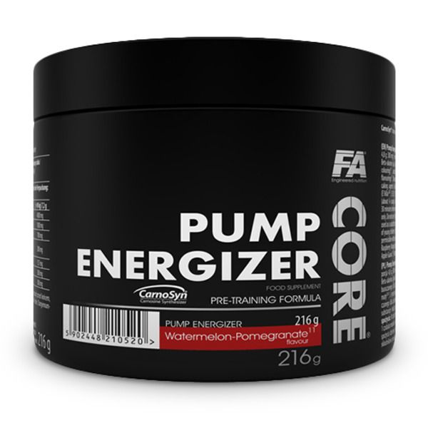Core Pump Energizer 216g, Fitness Authority