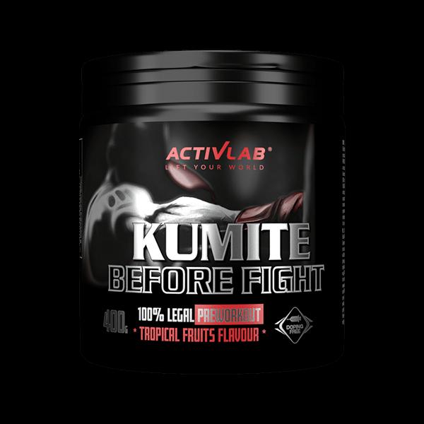 Kumite Preworkout 400g, ActivLab