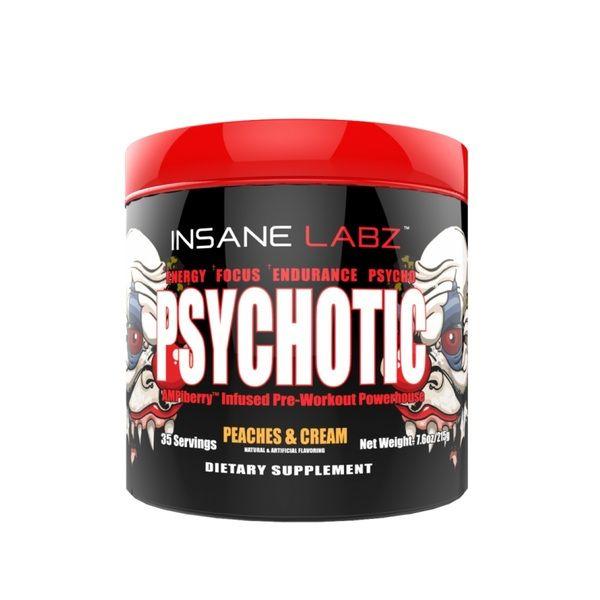Psychotic 35 servings, Insane Labz