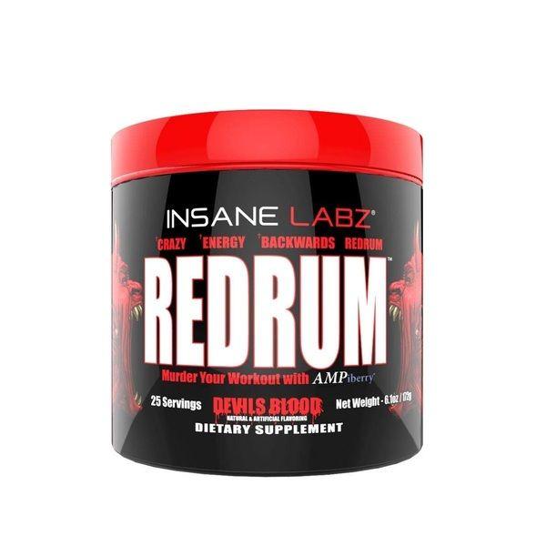 Redrum 25 servings 174g, Insane Labs
