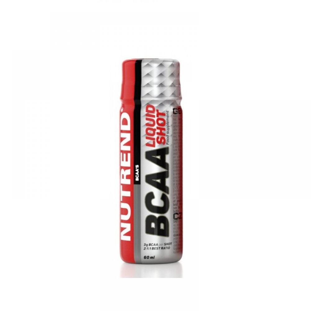 BCAA Liquid shot 60ml, Nutrend