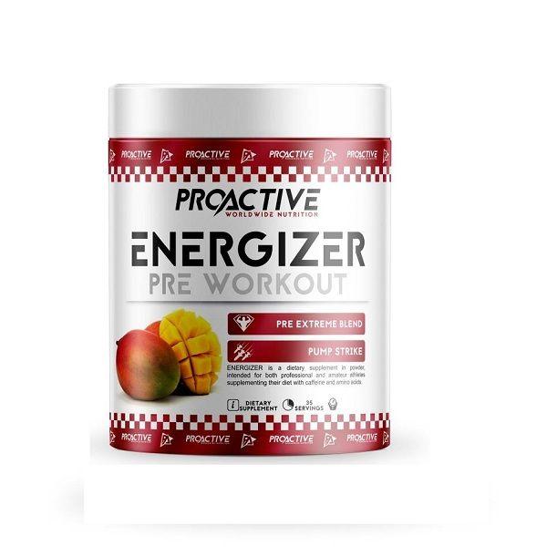Energizer 1 serving, ProActive