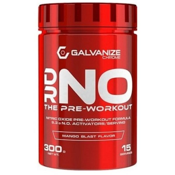 GChrome N.O. Pre-Workout 20g, Galvanize