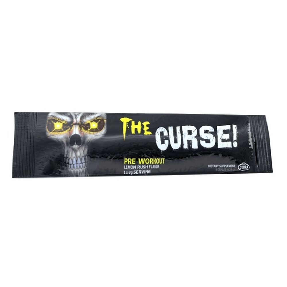 The Curse 1 serving 8g,  Cobra Labs