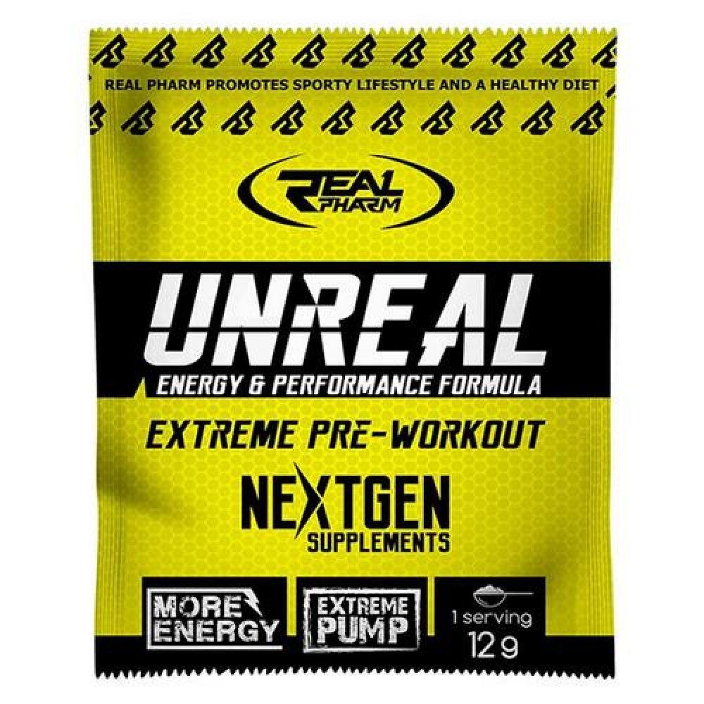 Unreal 12g, Real Pharm