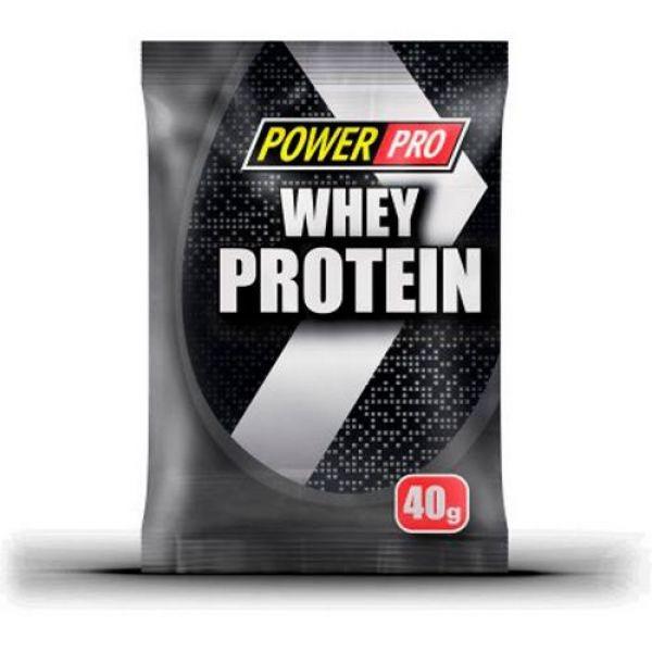 Whey Protein 40g, PowerPro