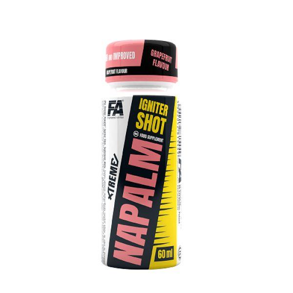 Xtreme Napalm Igniter Shot 60ml, Fitness Authority