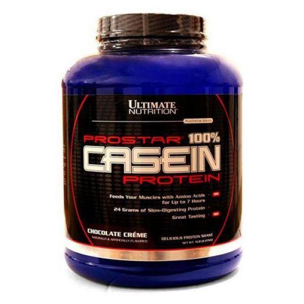 100% Prostar Casein Protein 2270g, Ultimate Nutrition