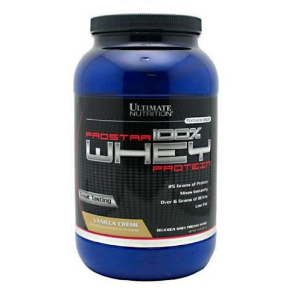 100% Prostar Whey Protein 907g, Ultimate Nutrition