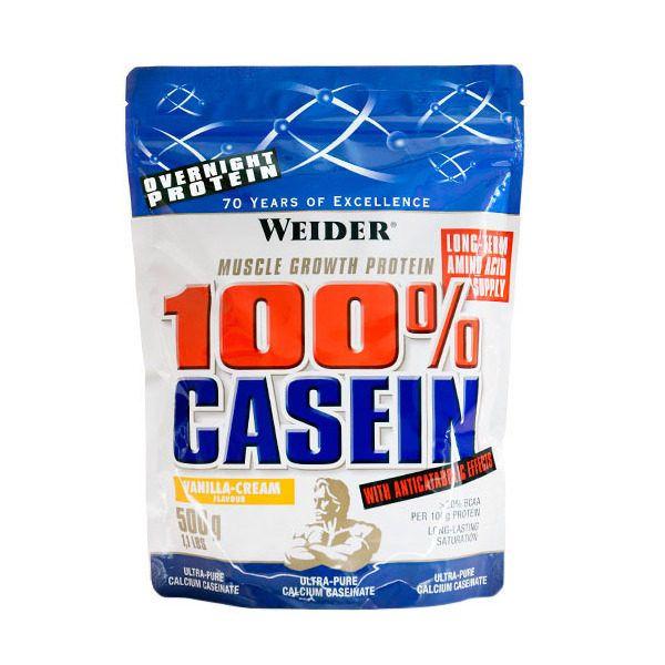 100% Casein 500g, Weider