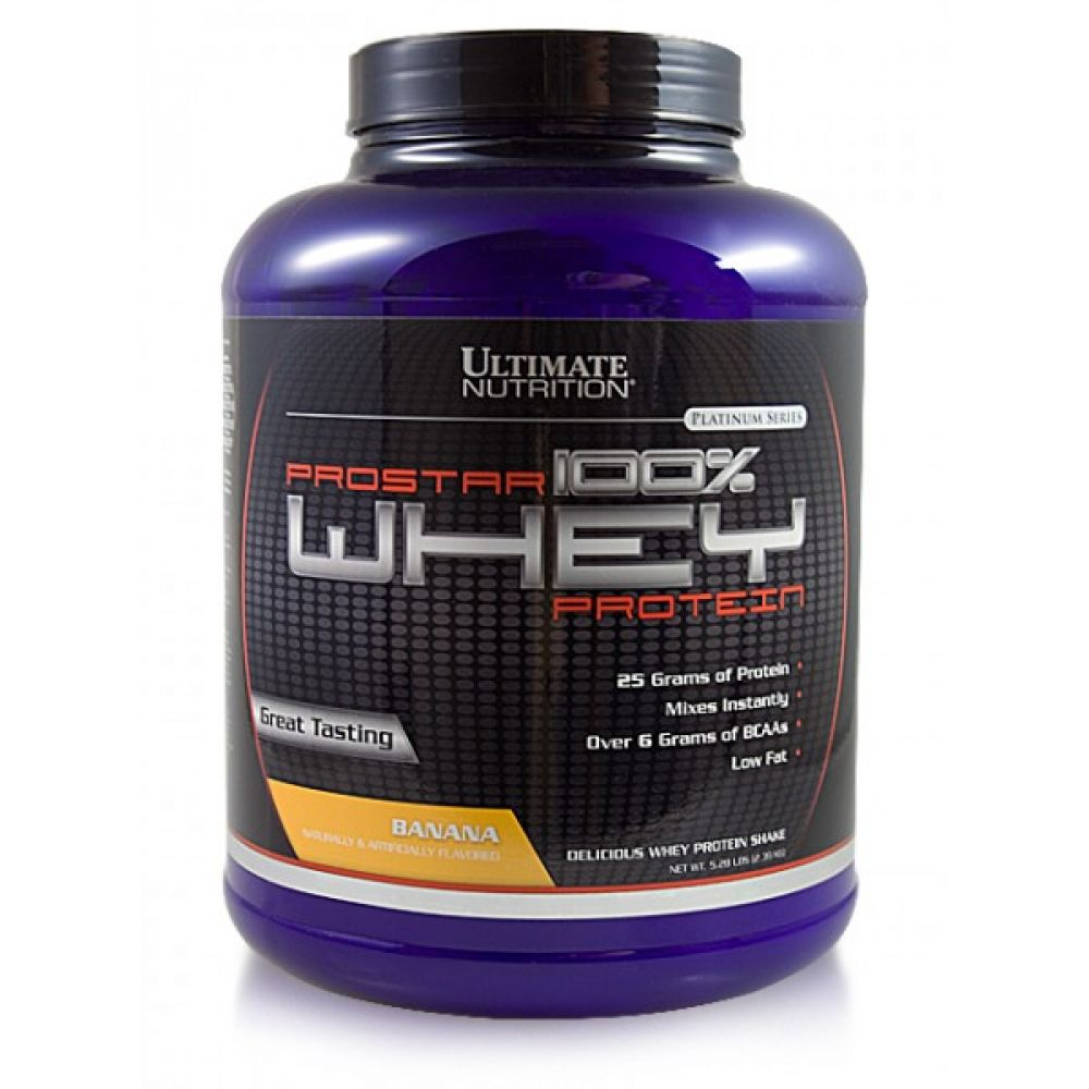 100% Prostar Whey Protein 2390g, Ultimate Nutrition