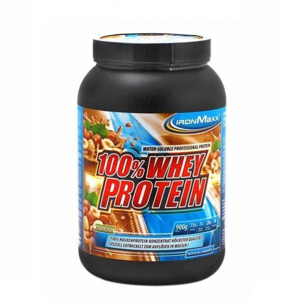 100% Whey Protein Professional 900g, IronMaxx