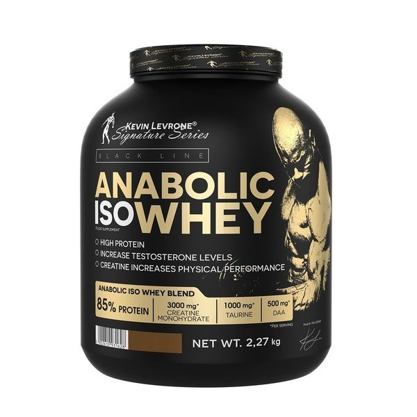 Anabolic Iso Whey 2kg, Kevin Levrone