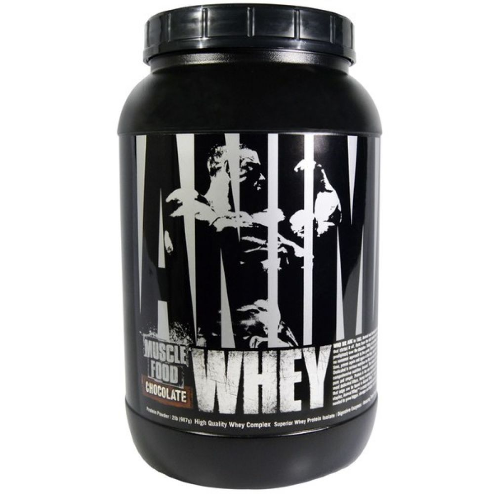 Animal Whey 907g, Universal Nutrition