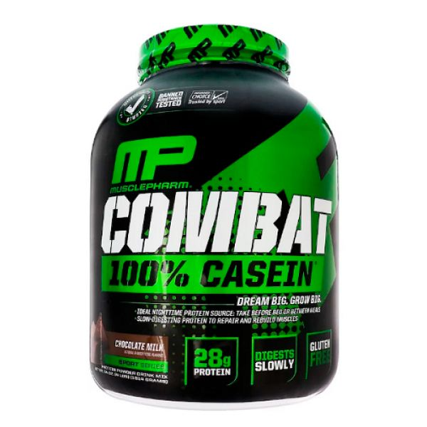 Combat Casein 1814g, MusclePharm