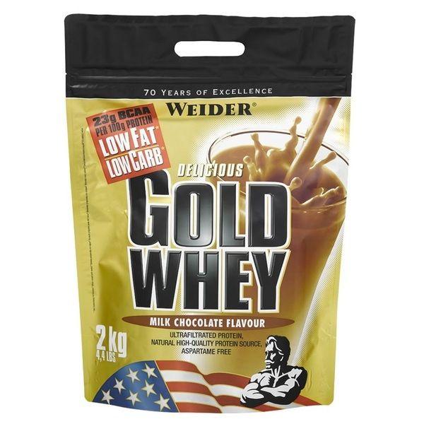 Gold Whey 2000g, Weider