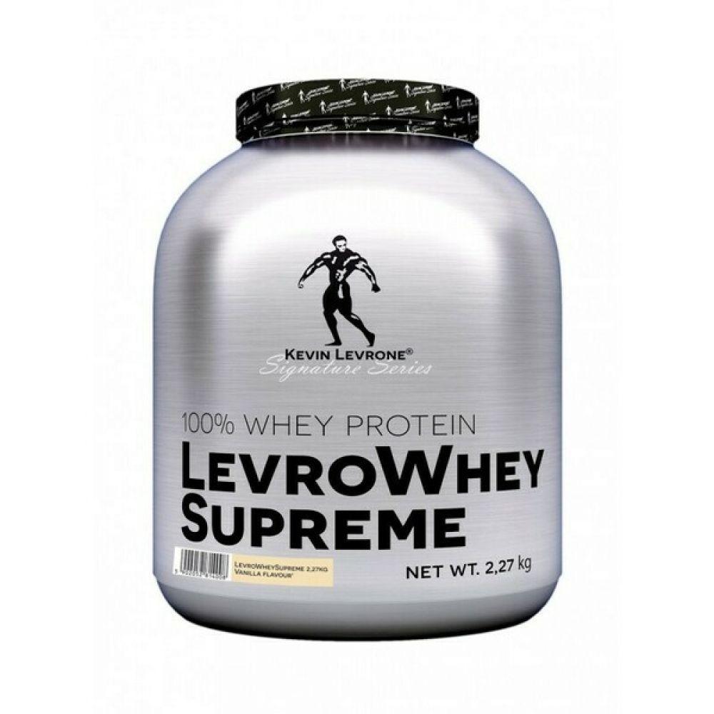 Levro Whey Supreme 2.27kg, Kevin Levrone