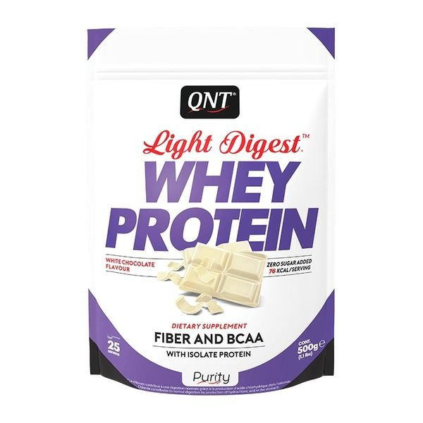 Light Digest Whey Protein 500g, QNT
