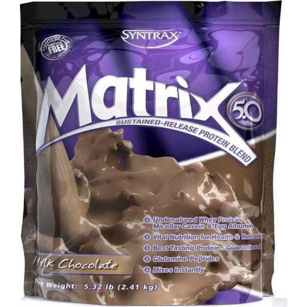 Matrix 5.0 2270g, Syntrax