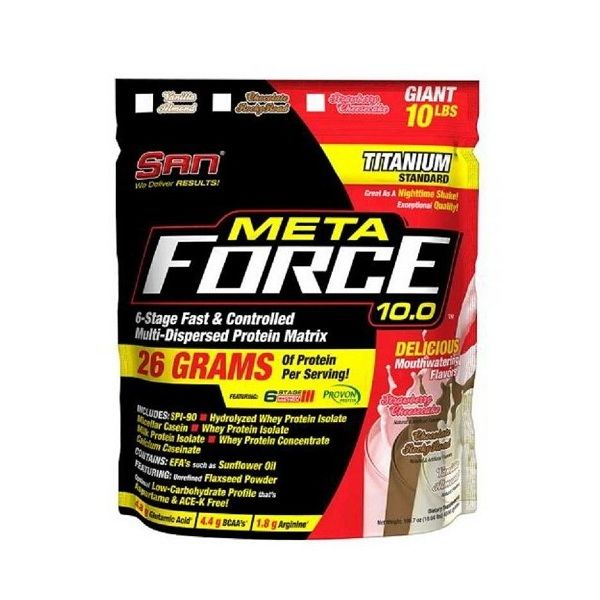 Metaforce Protein 4556g, SAN