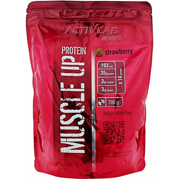 Muscle Up 700g, ACTIVLAB
