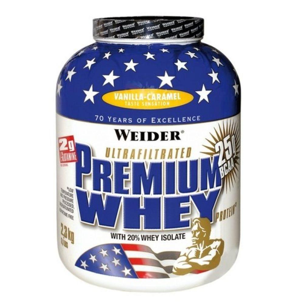 Premium Whey Protein 2300g, Weider