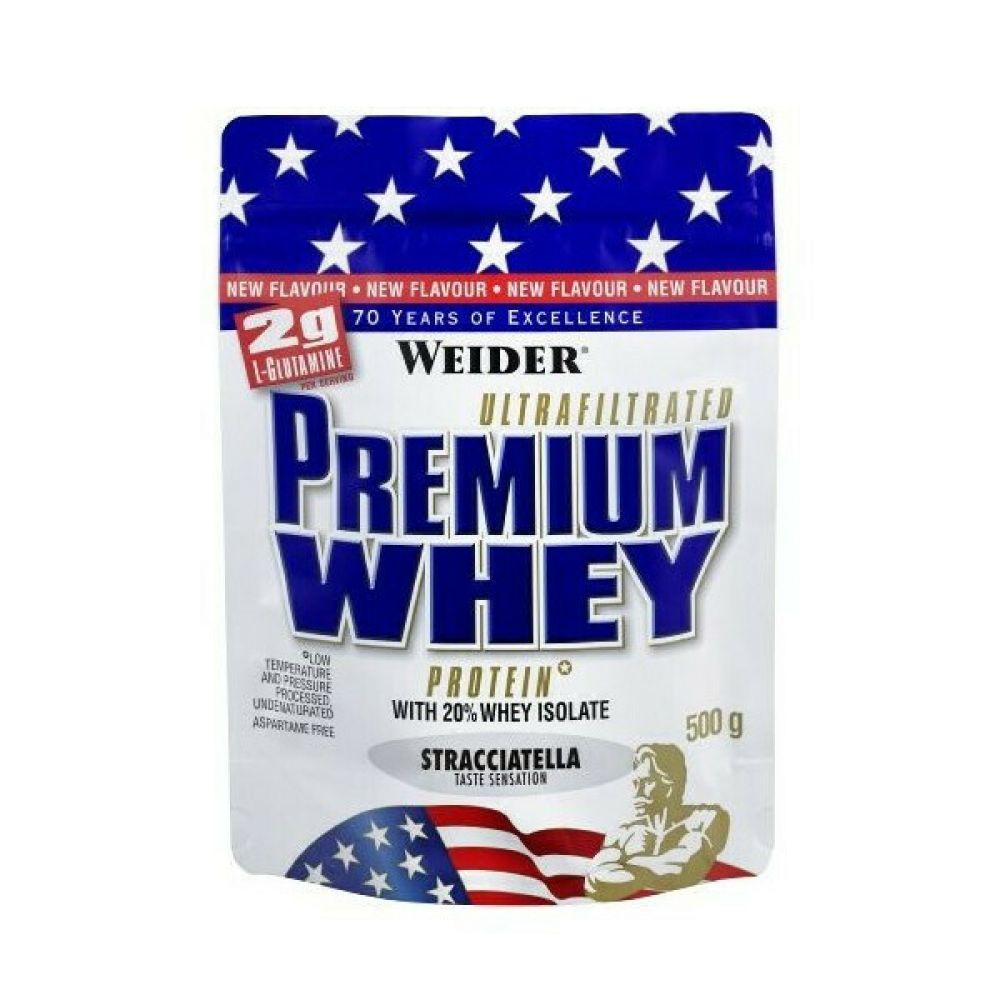 Premium Whey Protein 500g, Weider