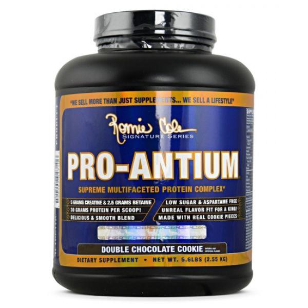 Pro-Antium 2550g, Ronnie Coleman