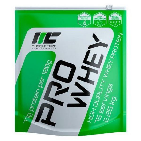 Pro Whey 80 2250g, MuscleCare