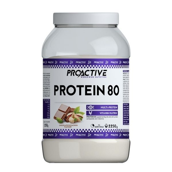 Protein 80 2250g, ProActive