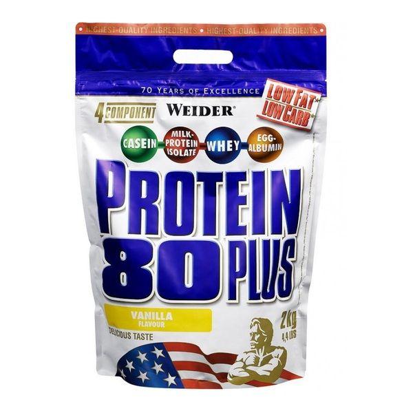 Protein 80 Plus 2000g, Weider