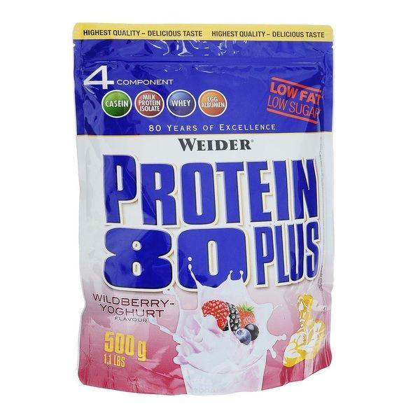Protein 80 Plus 500g, Weider