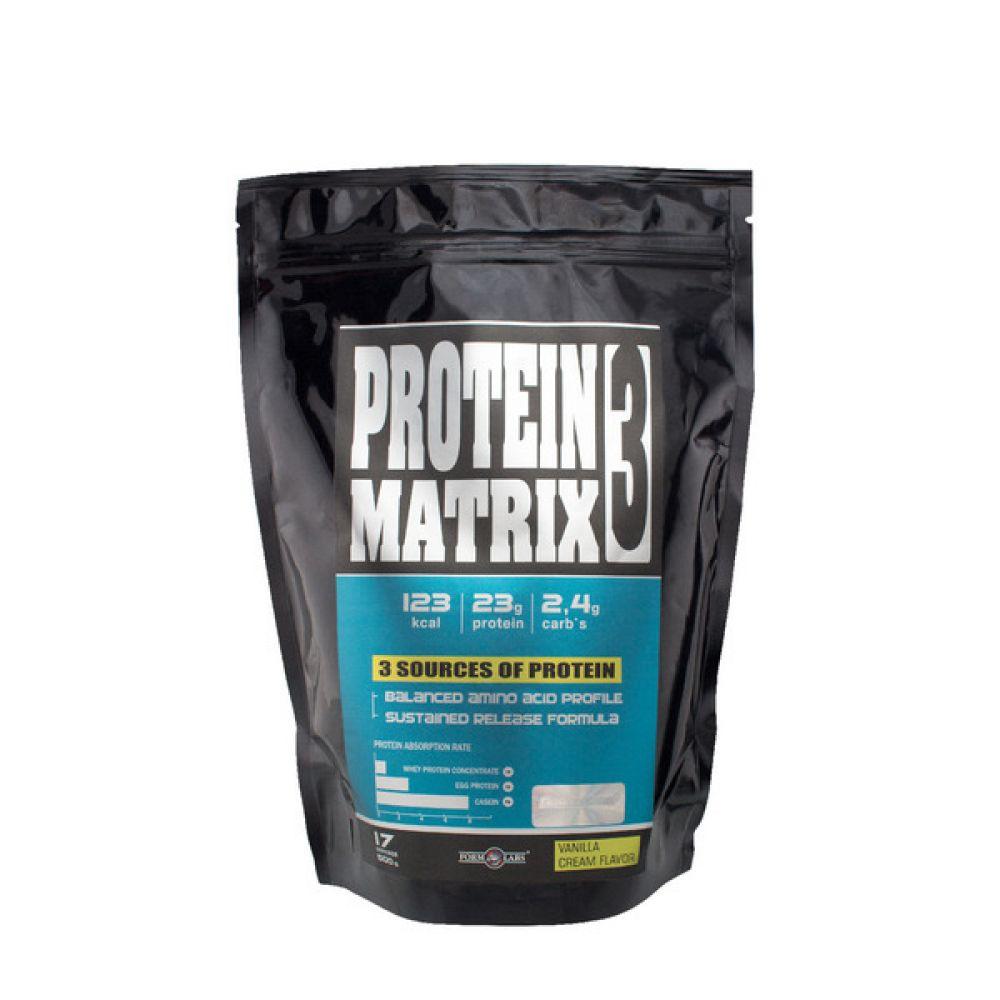 Protein Matrix 3 500g, Form Labs