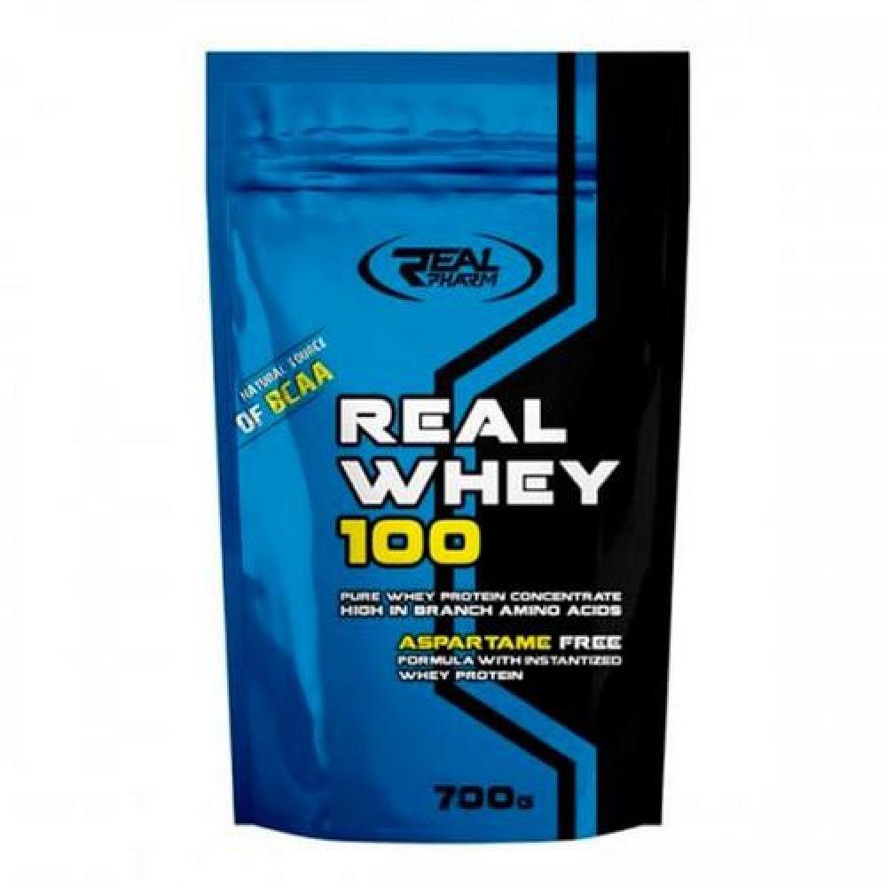 Real Whey 100 700g. Real Pharm