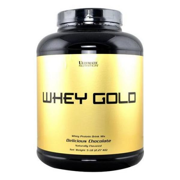 Whey Gold 2270g, Ultimate Nutrition