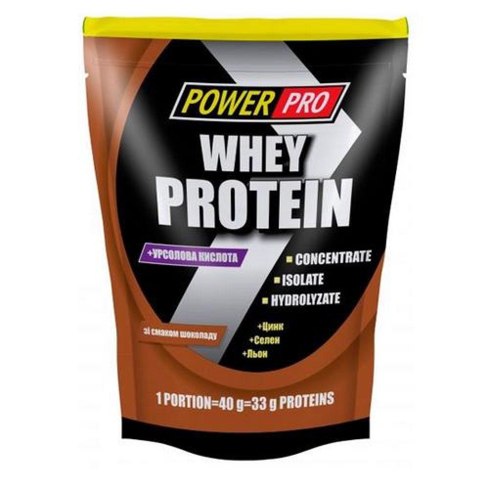 Whey Protein 1kg, PowerPro