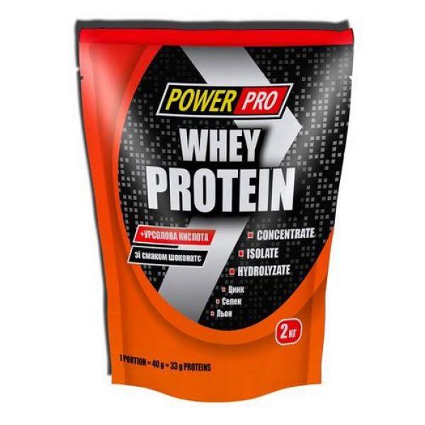 Whey Protein 2kg, PowerPro