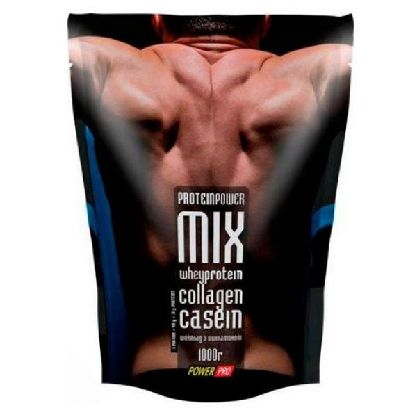 Whey Protein MIX 1kg, PowerPro