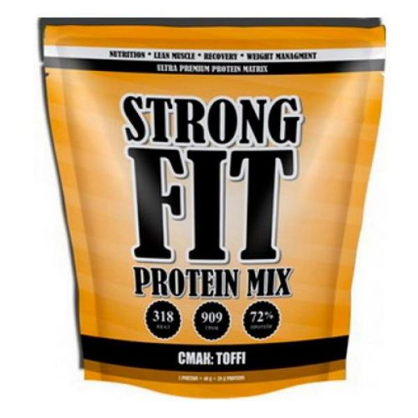 Protein Mix 909g, StrongFit