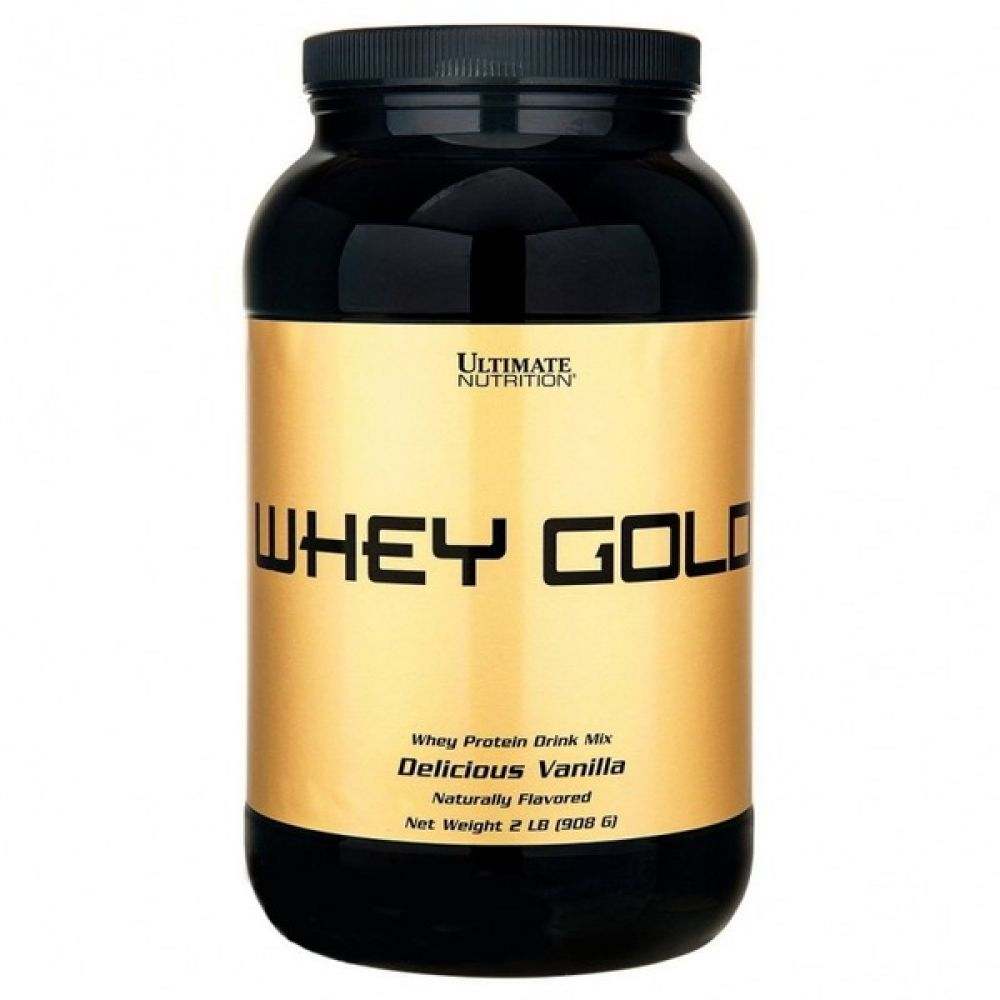 Whey Gold 908g, Ultimate Nutrition