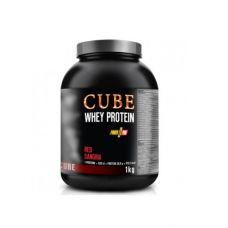 Whey Protein CUBE 1kg, PowerPro (банка)