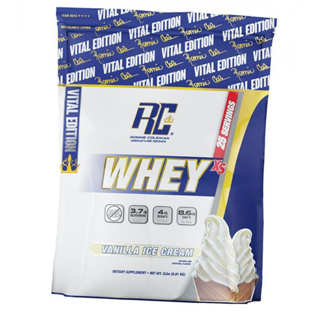 Whey XS 2,27kg, Ronnie Coleman