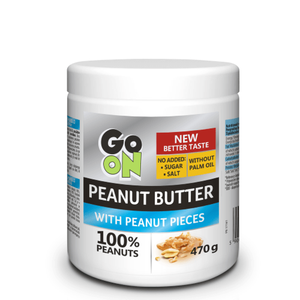 Peanut Butter 470g, Go On