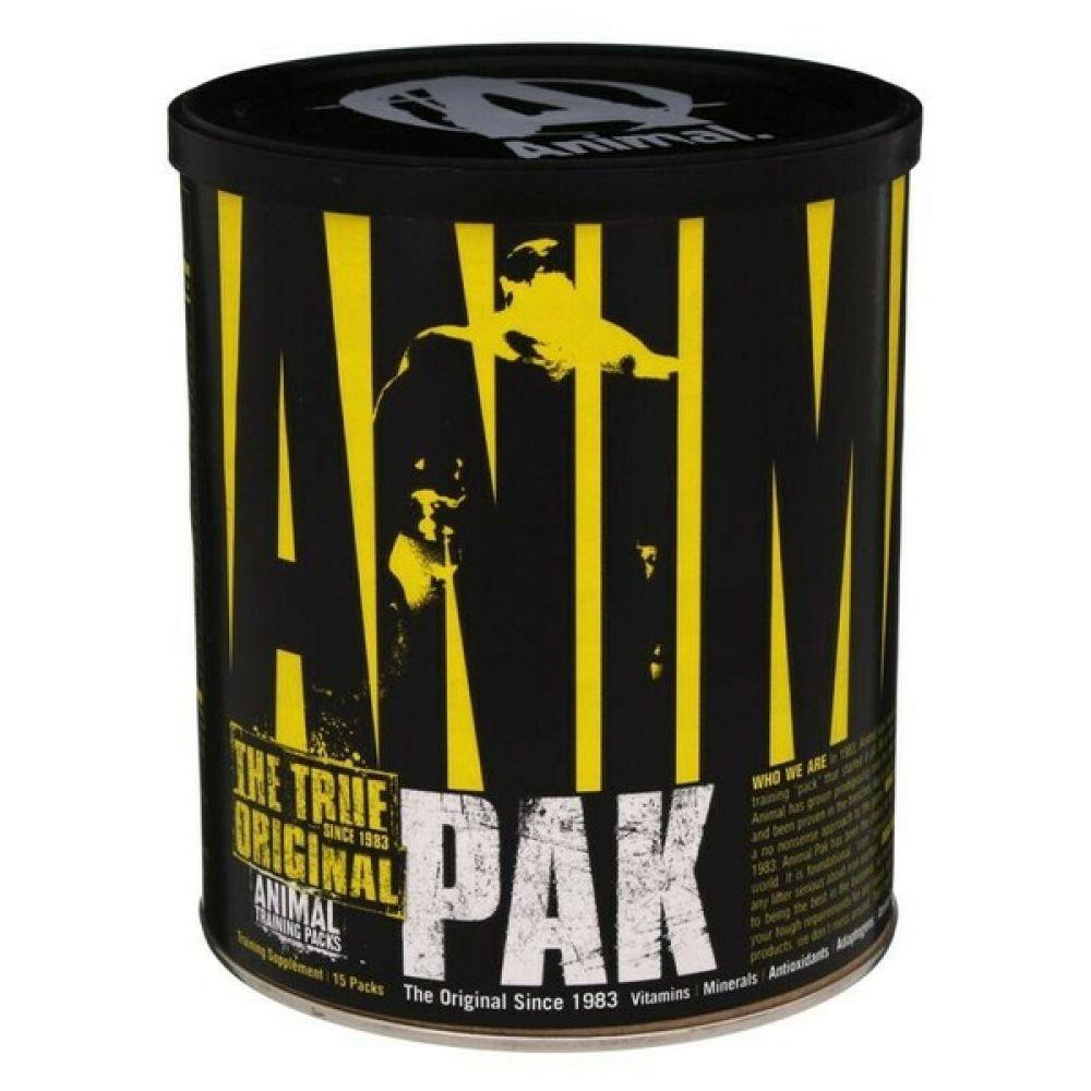Animal Pak 15pack, Universal Nutrition