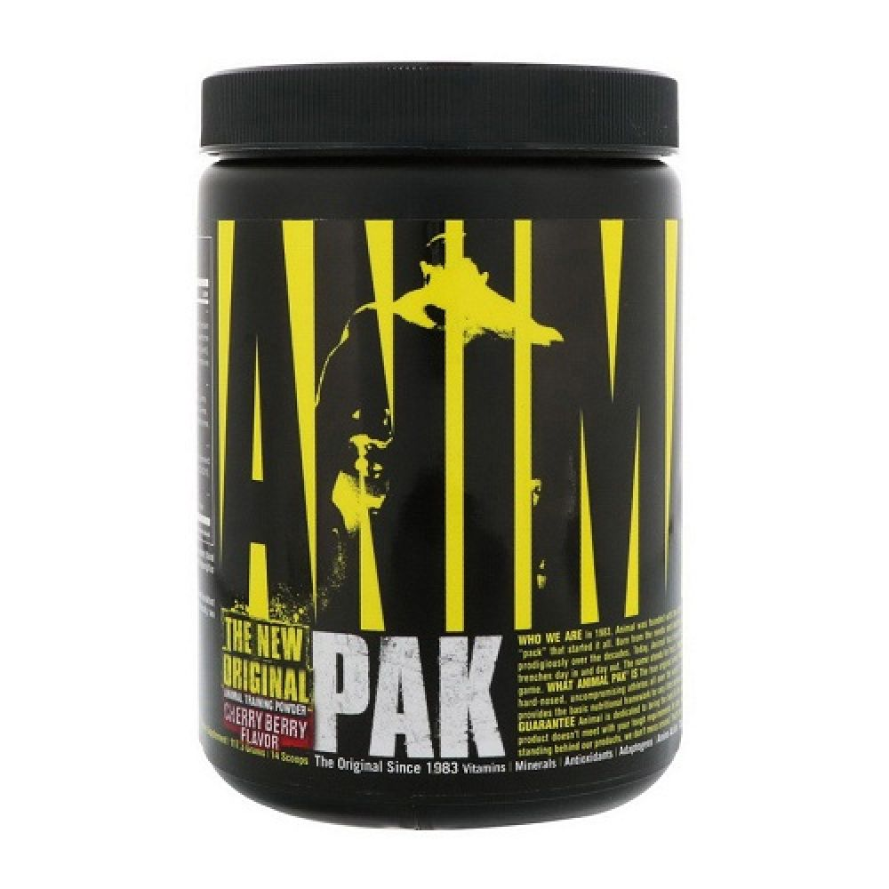 Animal Pak Powder 123g, Universal Nutrition